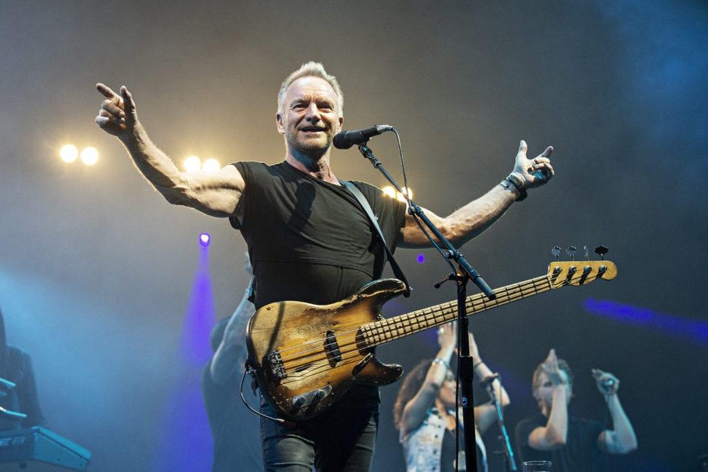 Ο Sting γιορτάζει τα 70ά γενέθλιά του με δύο συναυλίες στο Ηρώδειο