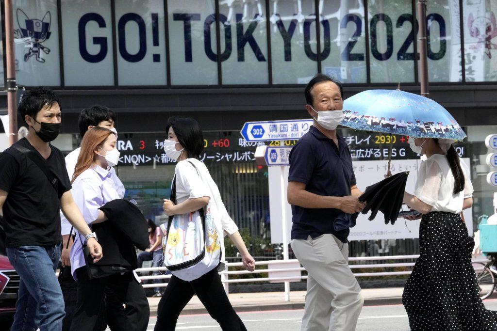 Τόκιο: Οι αρχές ζητούν από τα νοσοκομεία να διαθέσουν περισσότερες κλίνες Covid