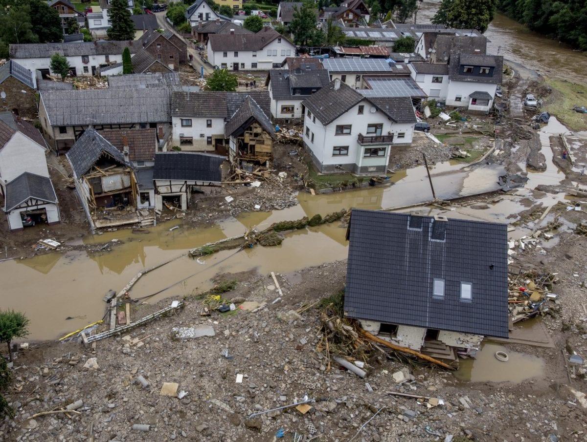 Γερμανία: 67 νεκροί και 1300 αγνοούμενοι στη Ρηνανία από τις πλημμύρες -  Ανυπολόγιστες καταστροφές (Photos - Video) - Documento