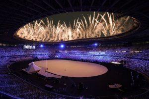 Ολυμπιακοί Αγώνες: LIVE η τελετή έναρξης στο Τόκιο – Κορακάκη και Πετρούνιας σημαιοφόροι για την Ελλάδα