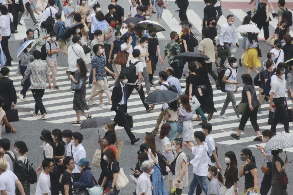 Κορονοϊός: Ρεκόρ νέων κρουσμάτων για δεύτερη ημέρα στο Τόκιο με 3.177 μολύνσεις – 8.000 σε εθνικό επίπεδο