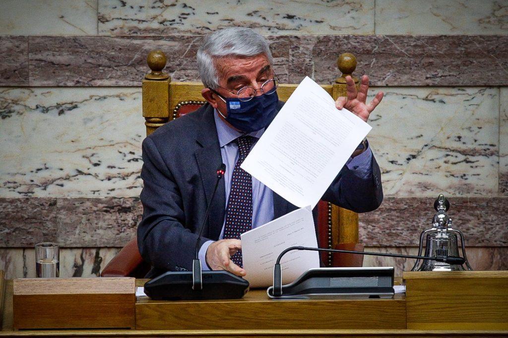Ο Μπούρας εκθέτει τη ΝΔ και δικαιώνει τον Πολάκη για το πόθεν έσχες