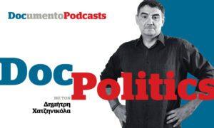 Podcast – Doc Politics: Ακραίος καύσωνας στα στούντιο των καναλιών…