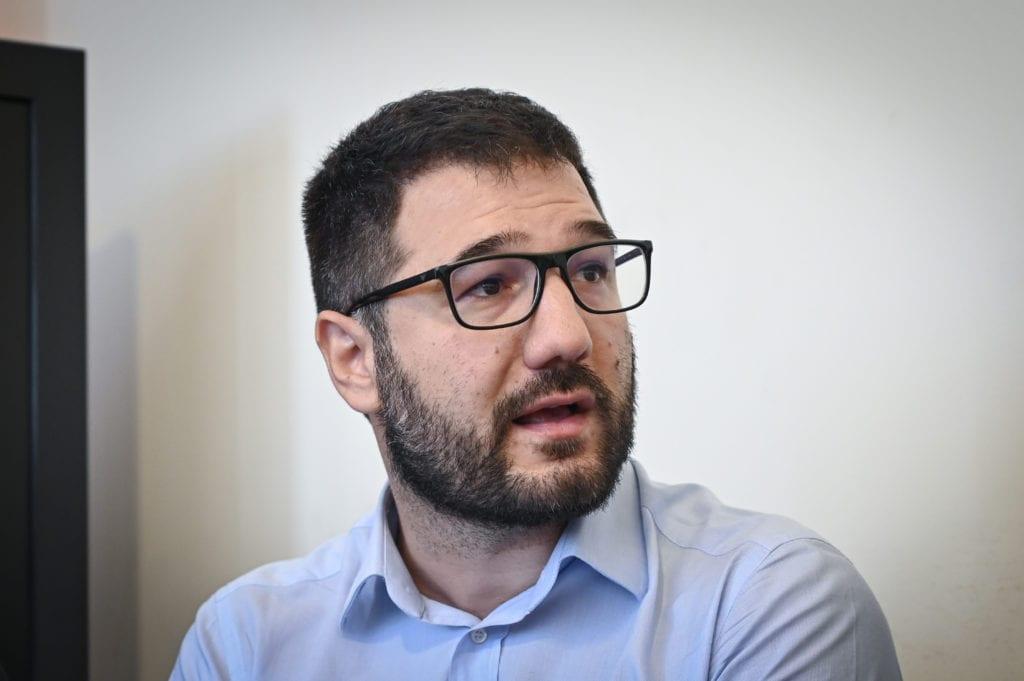 Hλιόπουλος: Είμαστε η μοναδική χώρα που εν μέσω πανδημίας η κυβέρνηση συζητά το κλείσιμο νοσοκομείων