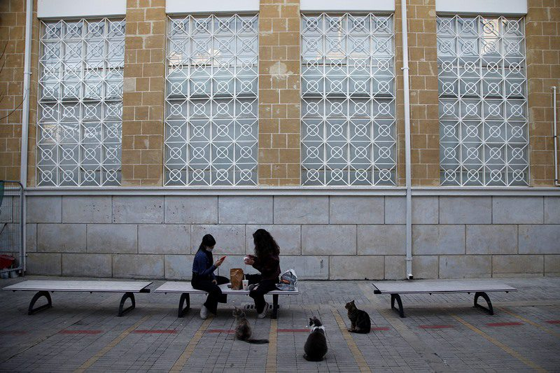 Kύπρος: Πλήρως εμβολιασμένο το 63,2% του πληθυσμού