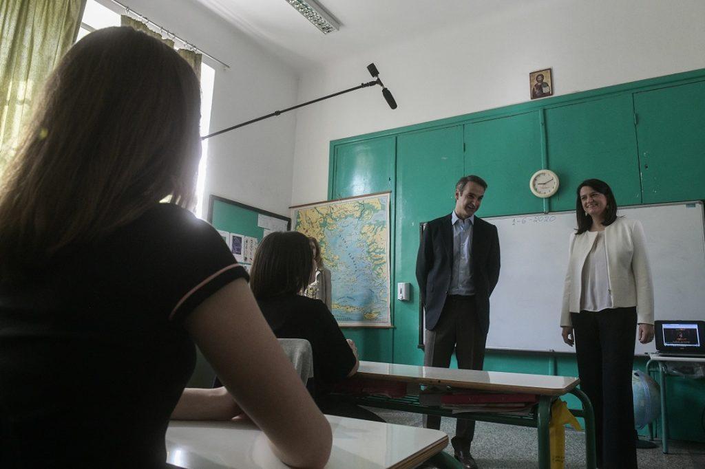 Καρμανιόλα «γαλάζιας αριστείας» για 34.000 υποψηφίους