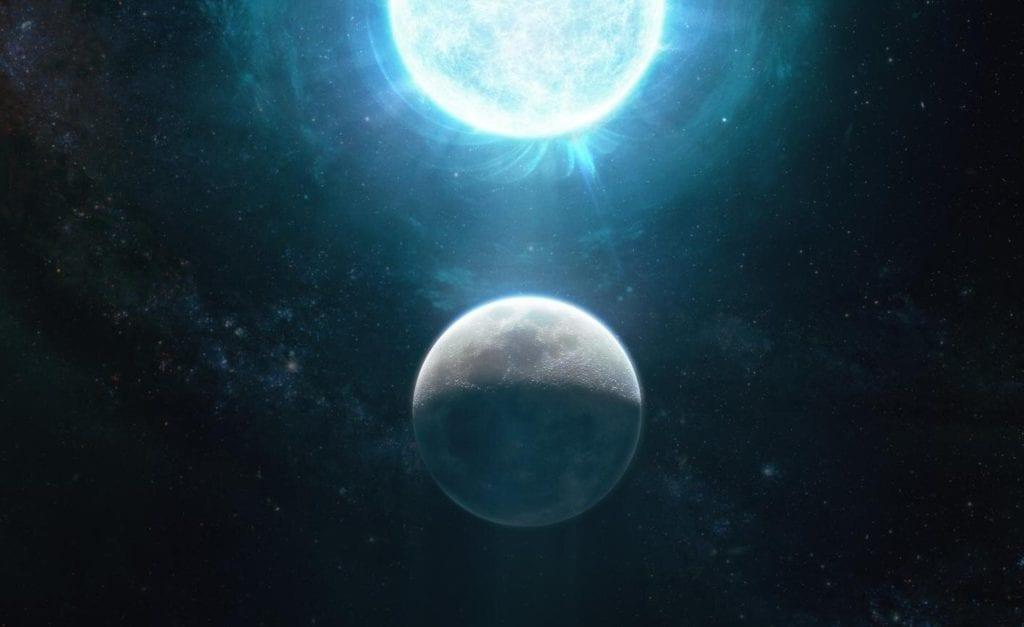 Διάστημα: «Λευκός νάνος» σε μέγεθος Σελήνης αλλά με μάζα μεγαλύτερη του ήλιου