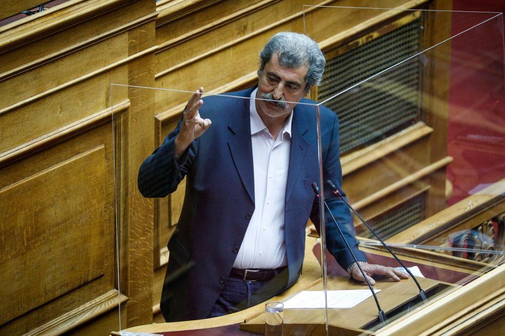 Ερώτηση Πολάκη σε Χρυσοχοΐδη για Βαλυράκη: «Άμεση η ανάγκη διαλεύκανσης του θανάτου του»