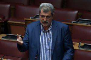 ΣΥΡΙΖΑ: Ευχόμαστε καλά ξεμπερδέματα στη ΝΔ για τις συκοφαντίες της προς τον Πολάκη