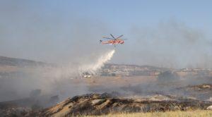 ΓΓΠΠ: Πολύ υψηλός κίνδυνος πυρκαγιάς το Σάββατο για πέντε περιφέρειες