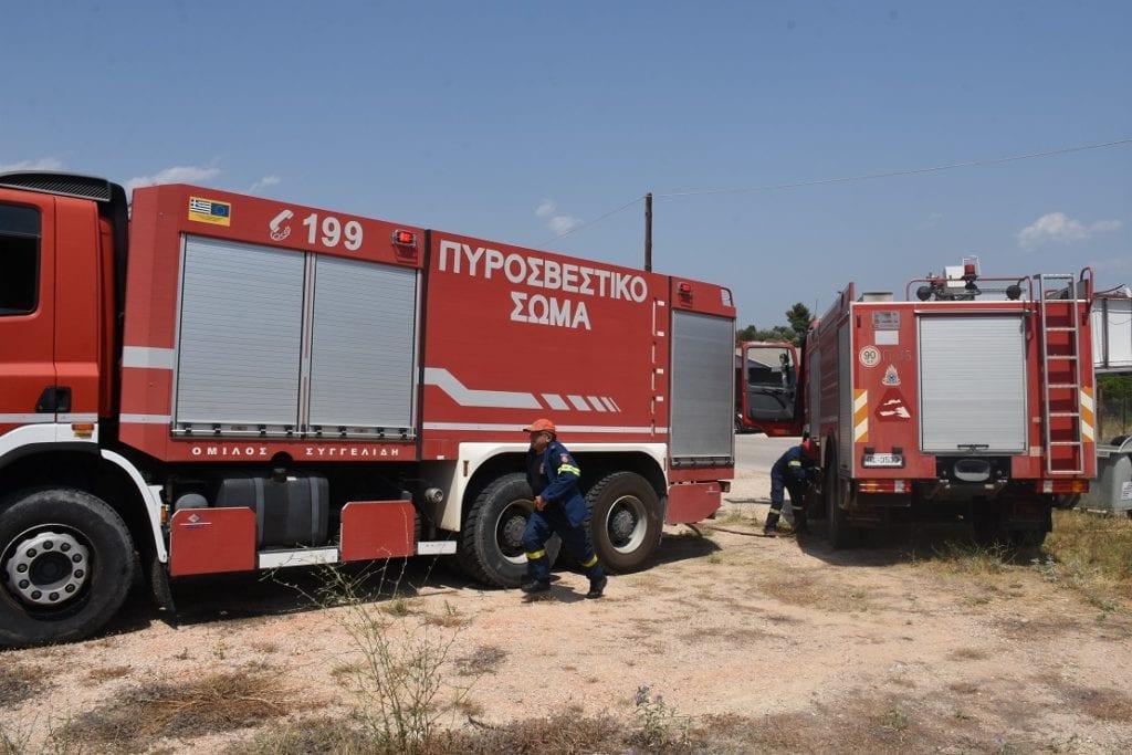 Πολύ υψηλός κίνδυνος πυρκαγιάς το Σάββατο – Οι περιοχές που βρίσκονται στην κατηγορία 4