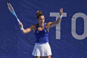 Ολυμπιακοί αγώνες – Τένις: Αποκλείστηκε η Μαρία Σάκκαρη