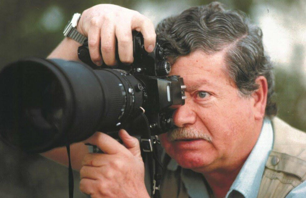 Αριστοτέλης Σαρρηκώστας: «Ως φωτορεπόρτερ βρέθηκα στο σωστό σημείο, τη σωστή ώρα»