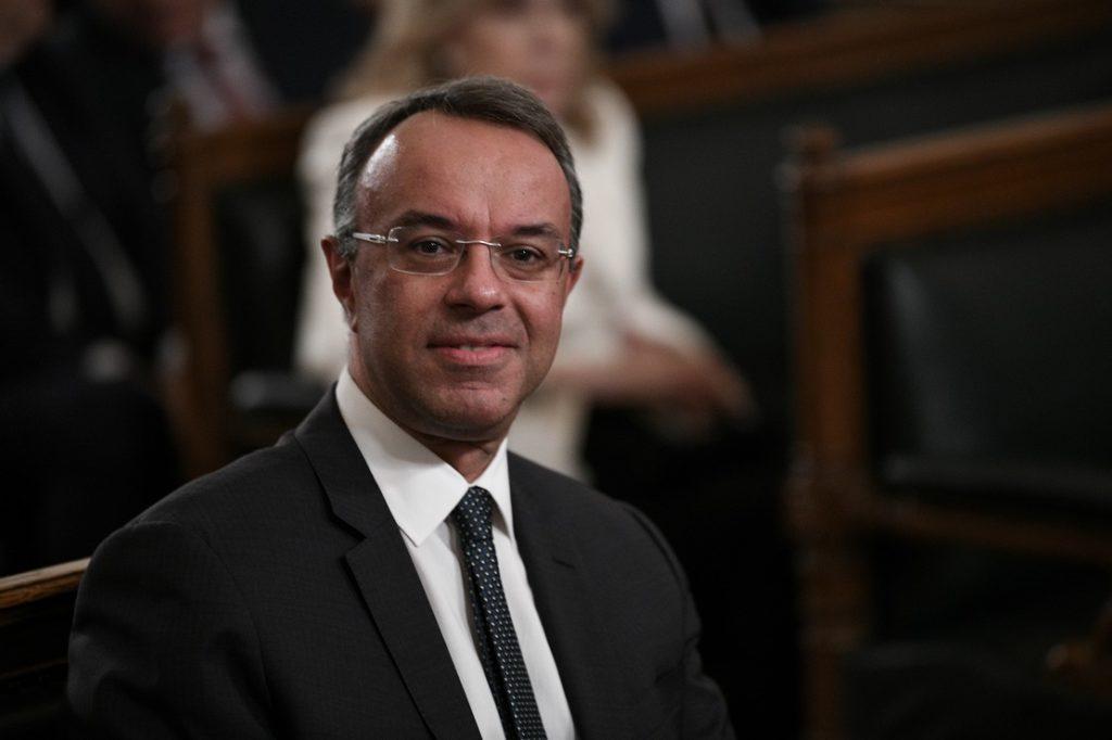 Προβλέψεις για ανάκαμψη 3.6% διατύπωσε στη Βουλή ο Χρ. Σταϊκούρας