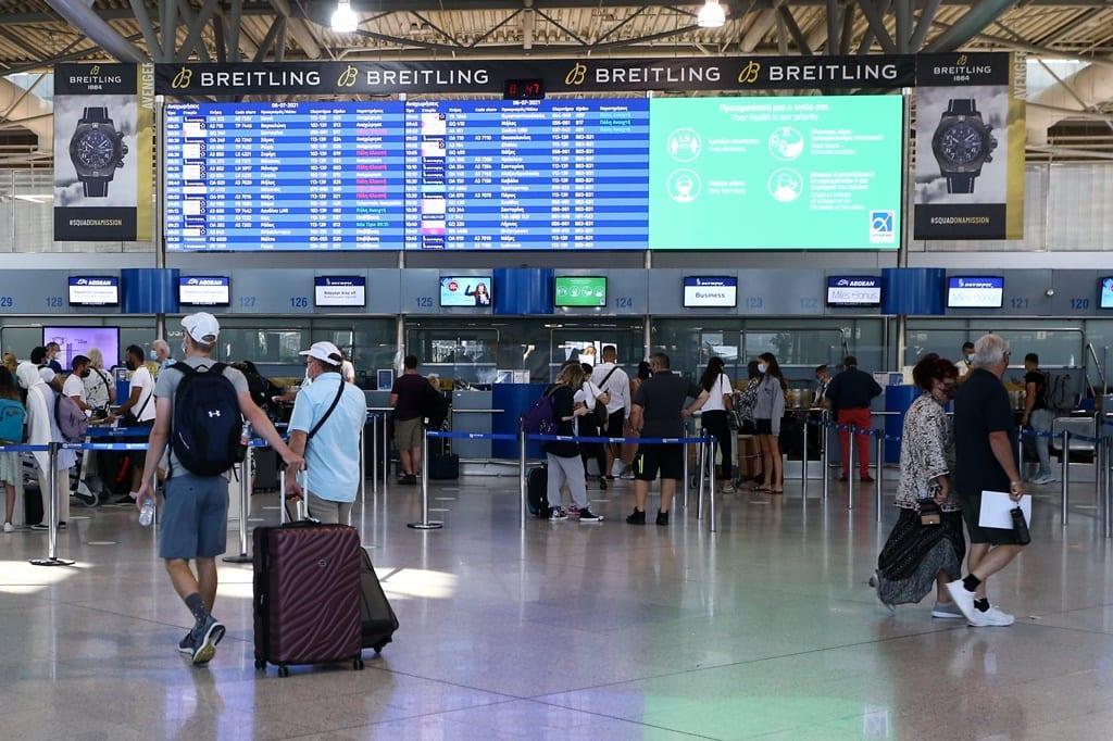 ΥΠΑ: Παρατείνονται τα μέτρα στα αεροδρόμια για πτήσεις εξωτερικού – Τι ισχύει