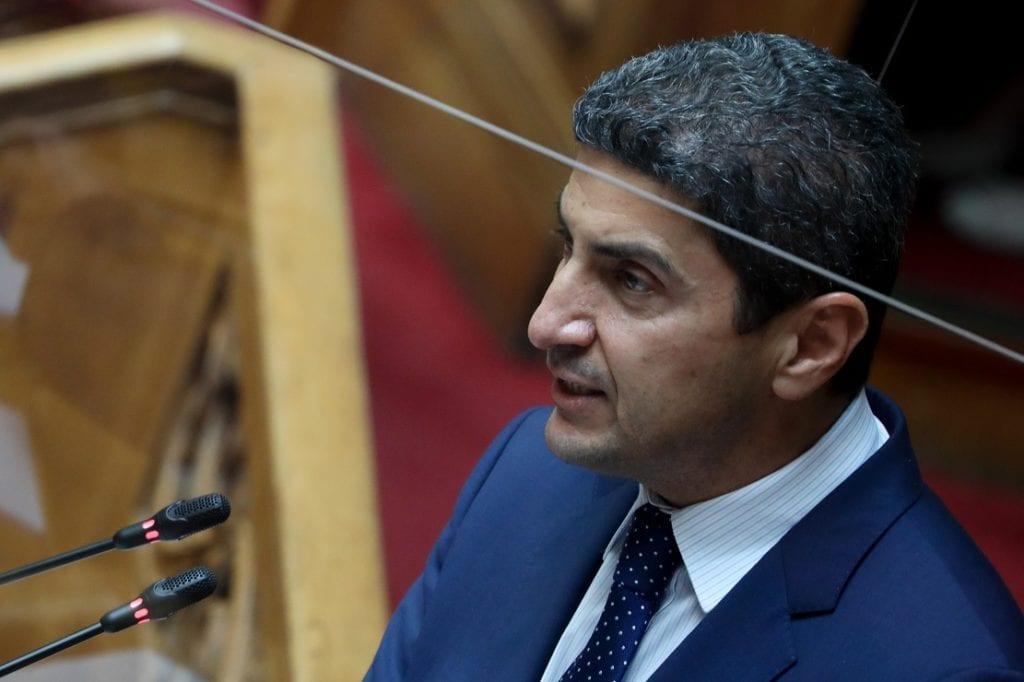 Καταδικάστηκε και σε δεύτερο βαθμό για εκβιασμό ο συνομιλητής του Αυγενάκη