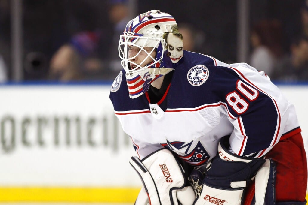 NHL: Σκοτώθηκε ο τερματοφύλακας των Blue Jackets, Ματίς Κιβλένιεκς