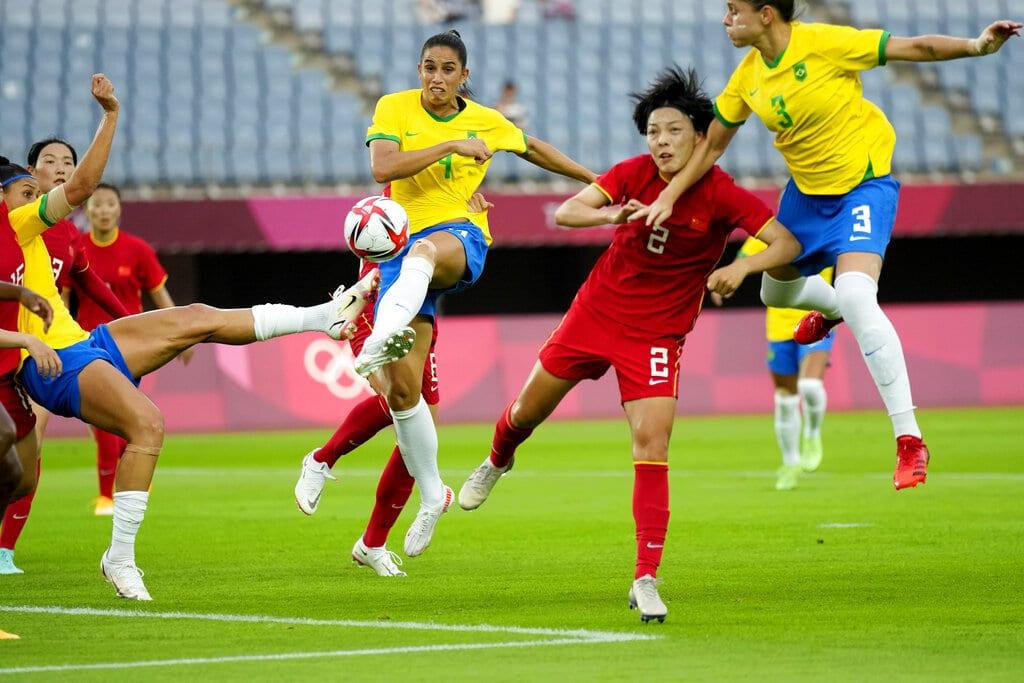 Ολυμπιακοί Αγώνες: Πεντάρα από τη Βραζιλία επί της Κίνας