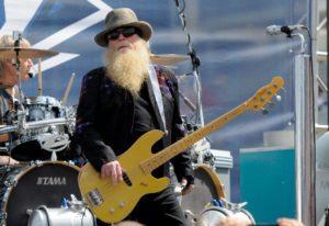Πέθανε ο Dusty Hill μπασίστας των ZZ Top