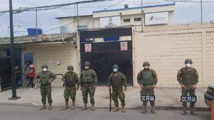 Ισημερινός: Τουλάχιστον 27 νεκροί μετά από εξέγερση σε δύο φυλακές