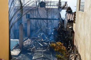 Πυρκαγιά στην Αχαΐα: Ολονύκτια μάχη με τις φλόγες -Κάηκαν σπίτια