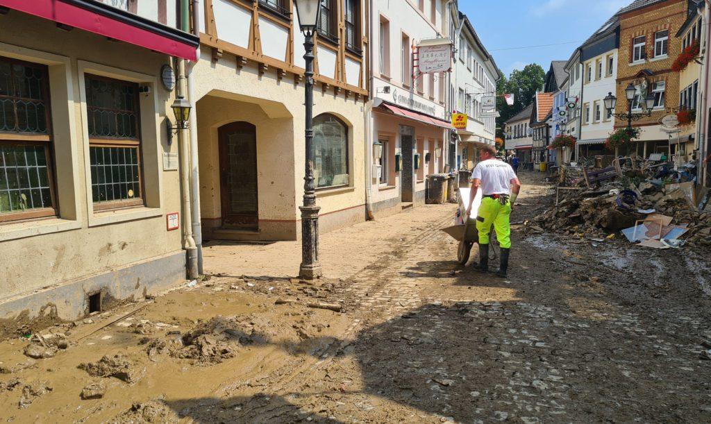 Γερμανία: Στους 180 οι νεκροί από τις πλημμύρες – 150 οι αγνοούμενοι