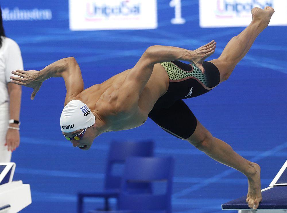 Ολυμπιακοί Αγώνες – Τόκιο 2020: Άνετος στα ημιτελικά ο Γκολομέεφ