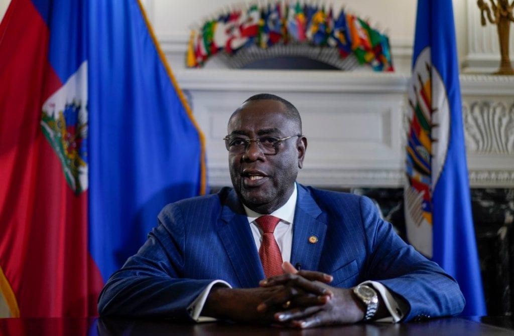 Αιτή: «Οι δολοφόνοι του προέδρου παρίσταναν τους Αμερικανούς πράκτορες»