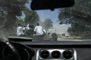 Αϊτή: Ξένοι αξιωματούχοι απομακρύνθηκαν μετά τα επεισόδια στην κηδεία του δολοφονημένου προέδρου