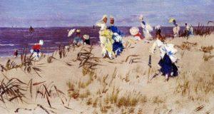 «Κύματα»: Η Βαλτική των αρχών του 20ού αιώνα μέσα από το βλέμμα του Έντουαρντ φον Κάιζερλινγκ