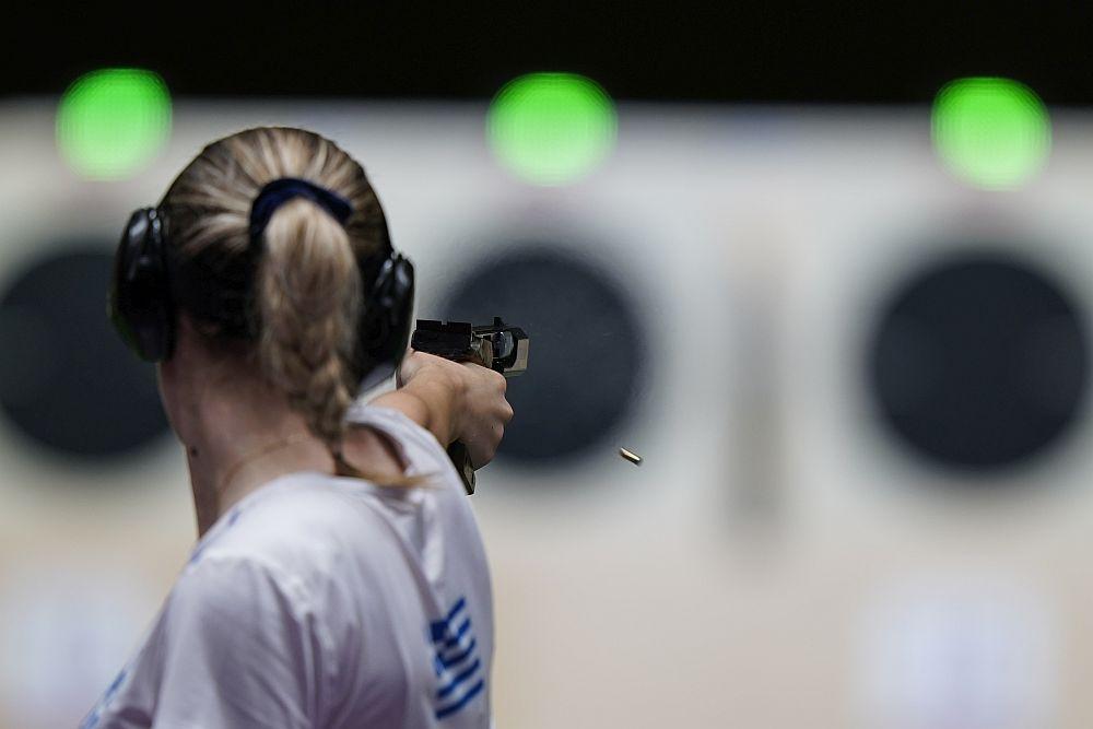 Ολυμπιακοί Αγώνες – Τόκιο 2020: Έκτη θέση στον τελικό η Άννα Κορακάκη