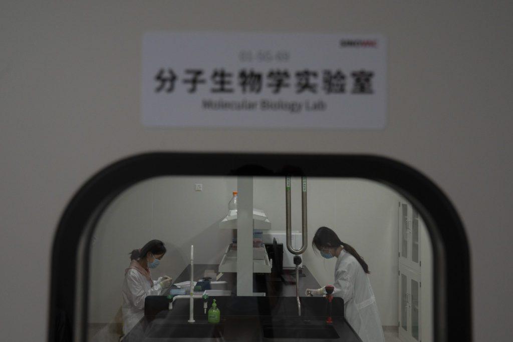 «Πόρτα» από την Κίνα στον ΠΟΥ: Όχι σε νέες έρευνες για την προέλευση του κορονοϊού