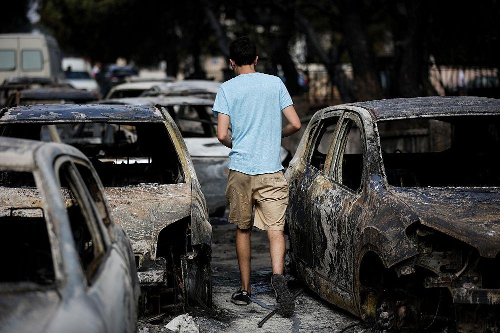 Meteo: «Πυροθύελλα» η φονική πυρκαγιά στο Μάτι