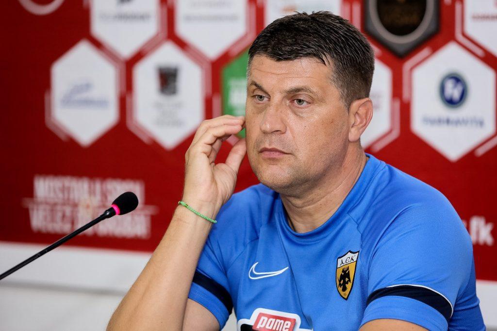 Μιλόγεβιτς: «Θα παρουσιάσουμε διαφορετικό πρόσωπο»