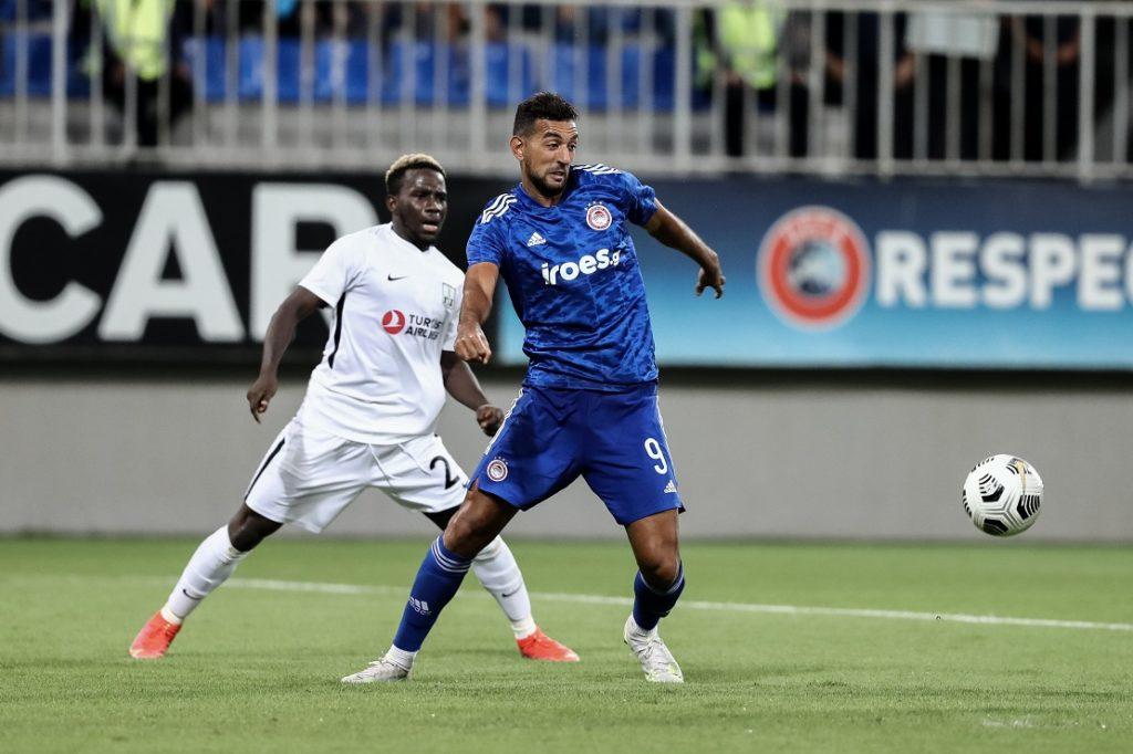 Ολυμπιακός: Δεύτερη νίκη με 1-0 επί της Νέφτσι Μπακού και άνετη πρόκριση