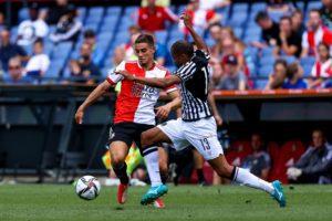 ΠΑΟΚ: Φιλική νίκη με ανατροπή (2-1) επί της Φέγενορντ