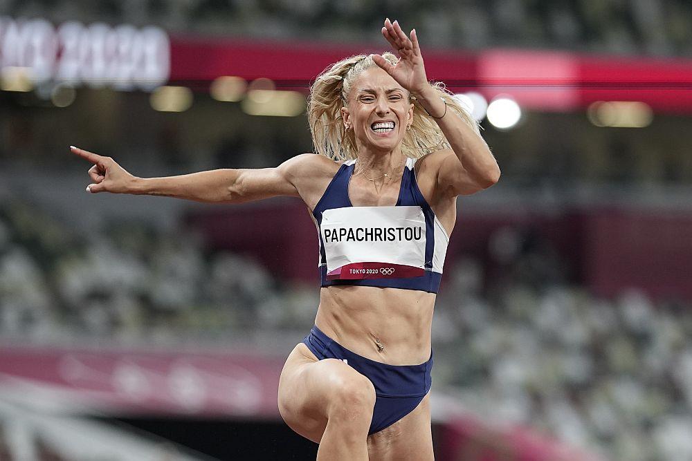 Ολυμπιακοί Αγώνες – Τόκιο 2020: Εκτός η Παπαχρήστου με τρία άκυρα άλματα