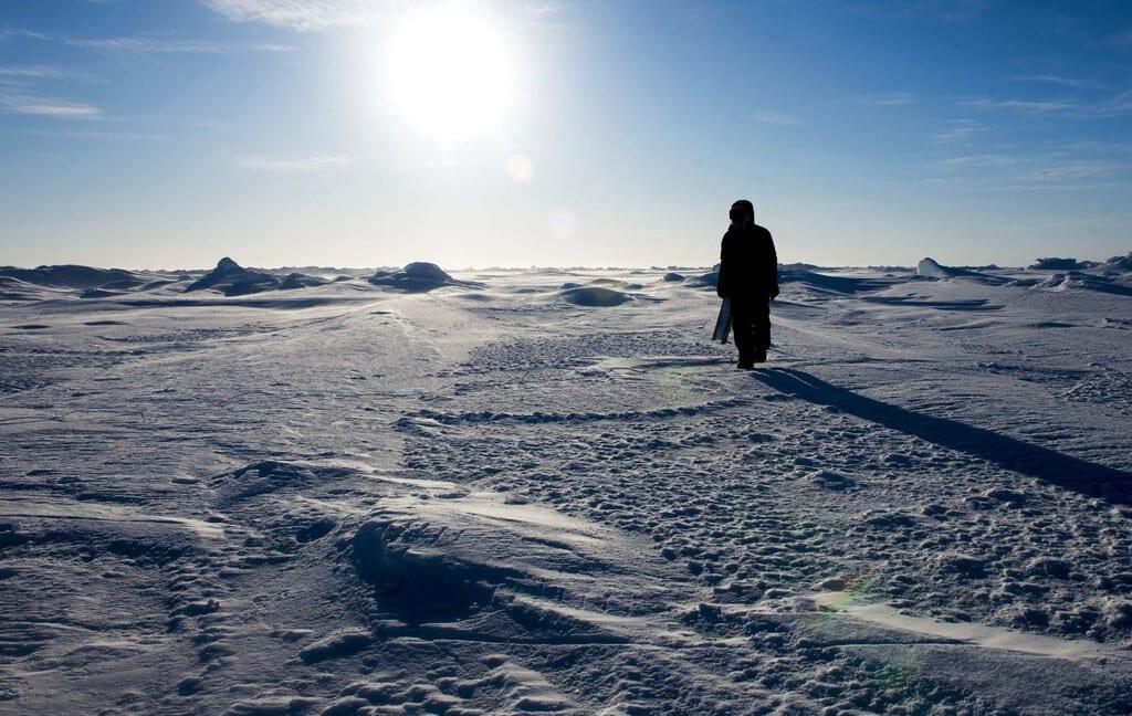 Θερμοκρασίες-ρεκόρ καταγράφονται στον Βόρειο Πολικό Κύκλο