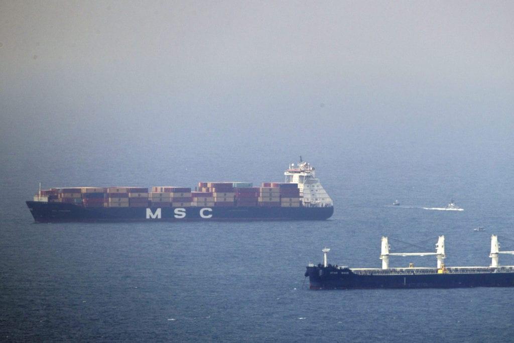 Ισραηλινά ΜΜΕ: Φορτηγό πλοίο του Ισραήλ έγινε στόχος επίθεσης στον Ινδικό Ωκεανό