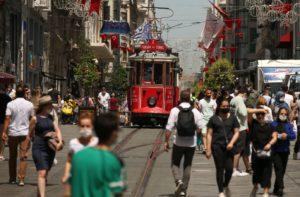 Τουρκία: Πάνω από 10.000 τα νέα κρούσματα κορονοϊού στη χώρα