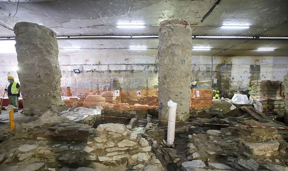Τσίπρας για αρχαιότητες σταθμού Βενιζέλου: «Να σταματήσει το έγκλημα του τεμαχισμού και της απόσπασης»