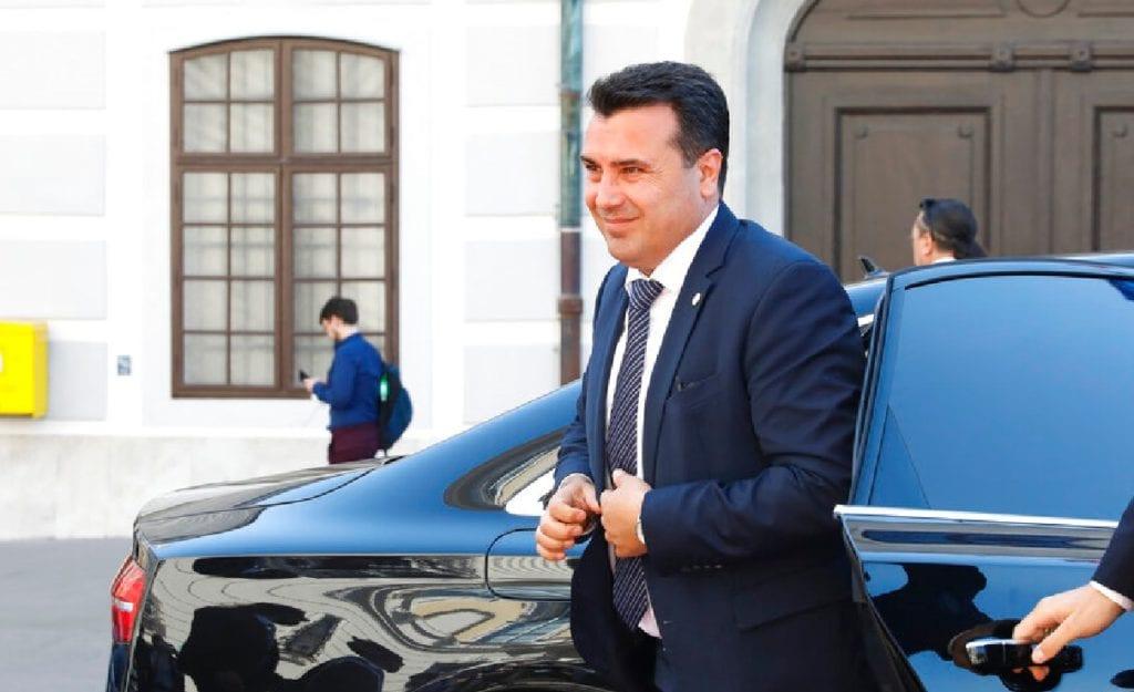 Ζάεφ: Τα Βαλκάνια απέδειξαν με τη Συμφωνία των Πρεσπών ότι μπορούν να λύσουν σύνθετα προβλήματα