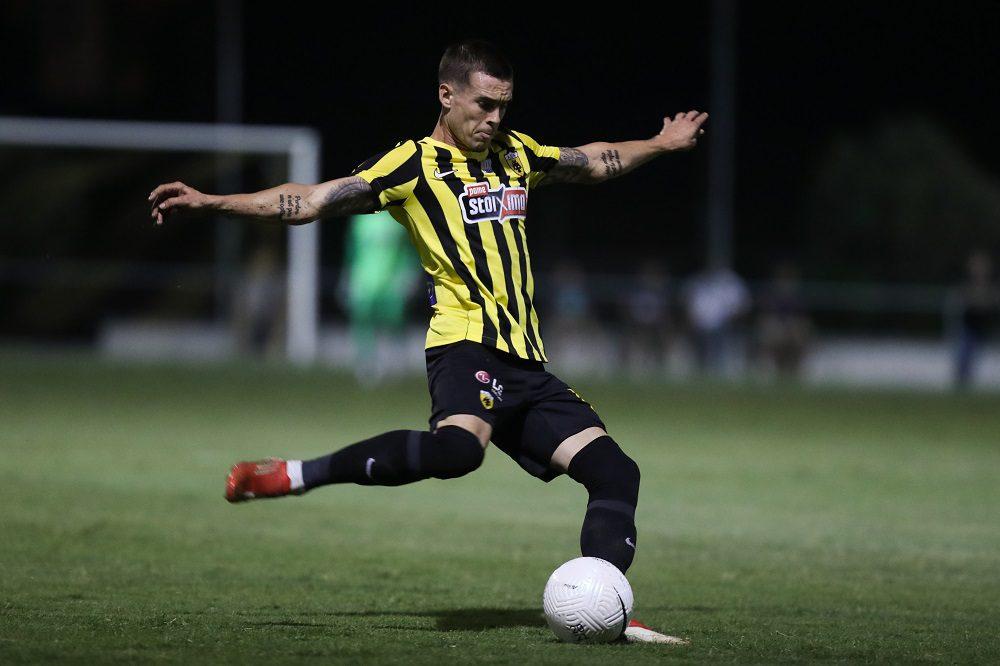 ΑΕΚ: Φιλική νίκη 2-0 επί του Απόλλωνα