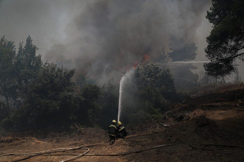 ΣΥΡΙΖΑ προς κυβέρνηση: Απαντήστε επιτέλους για τους πυροσβέστες