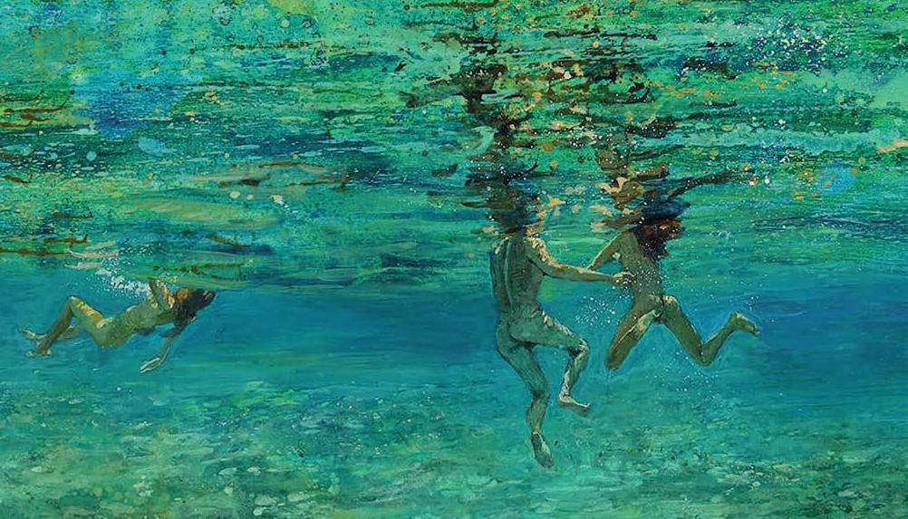 Κολύμπι με τον Ερμή: Το περσινό καλοκαιρινό βίωμα του Αλέξη Σταμάτη