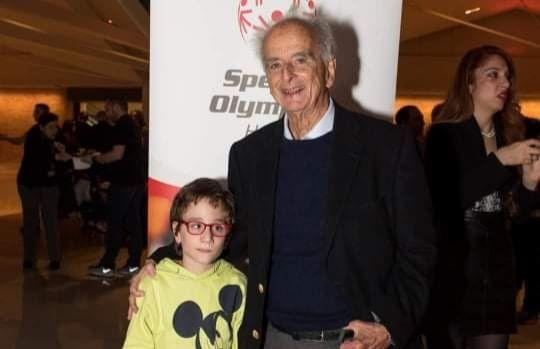 Special Olympics Hellas: Αποχαιρετισμός στον Ανδρέα Ποταμιάνο