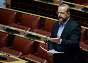 Αιχμές Τριανταφυλλίδη για το αν τολμούν οι βουλευτές να μην καταθέτουν πόθεν έσχες μέχρι να δώσει εξηγήσεις ο πρωθυπουργός