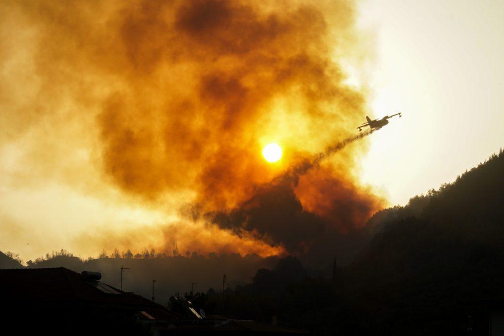 Cosmote, Vodafone, Wind: Στήριξη στους πυρόπληκτους