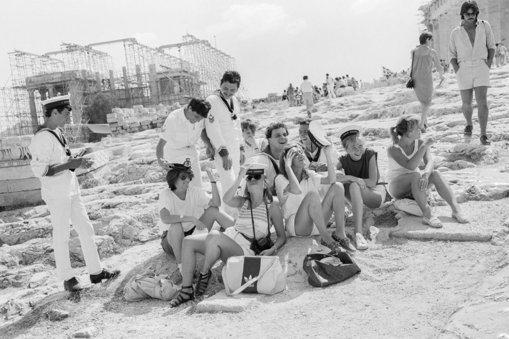 Το ατέλειωτο ελληνικό καλοκαίρι ως εθνικό brand