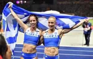 Ολυμπιακοί Αγώνες: LIVE οι προσπάθειες Στεφανίδη – Κυριακοπούλου
